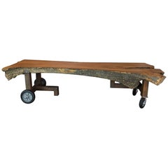Organic Desk, Serving Table or Check Out Counter