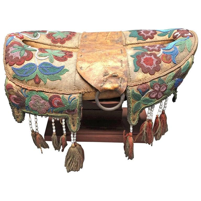 Native American Pad Saddle