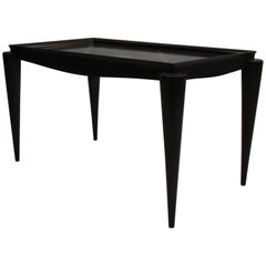 Fine French Art Deco Lacquered Coffee Table by Maxime Old
