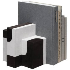 Flow Suede Bookend