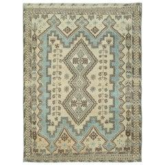 Vintage Persian Afshar Rug