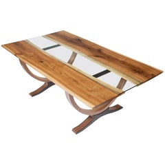 "Dining Table by Fred Rossi, ""Window Arch"""