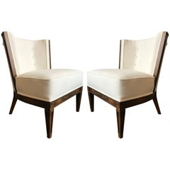 Pair of Romweber Side Chairs
