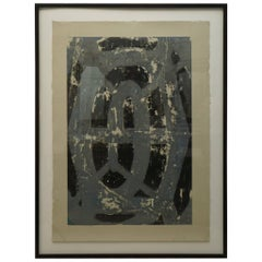 David Row Untitled Mono Type