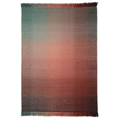 Nanimarquina Hand-Loomed Wool Shade Collection, Large Rug 1 by Begüm Cana Özgür