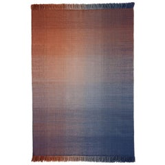Nanimarquina Hand-Loomed Wool Shade Collection, Large Rug 2 by Begüm Cana Özgür