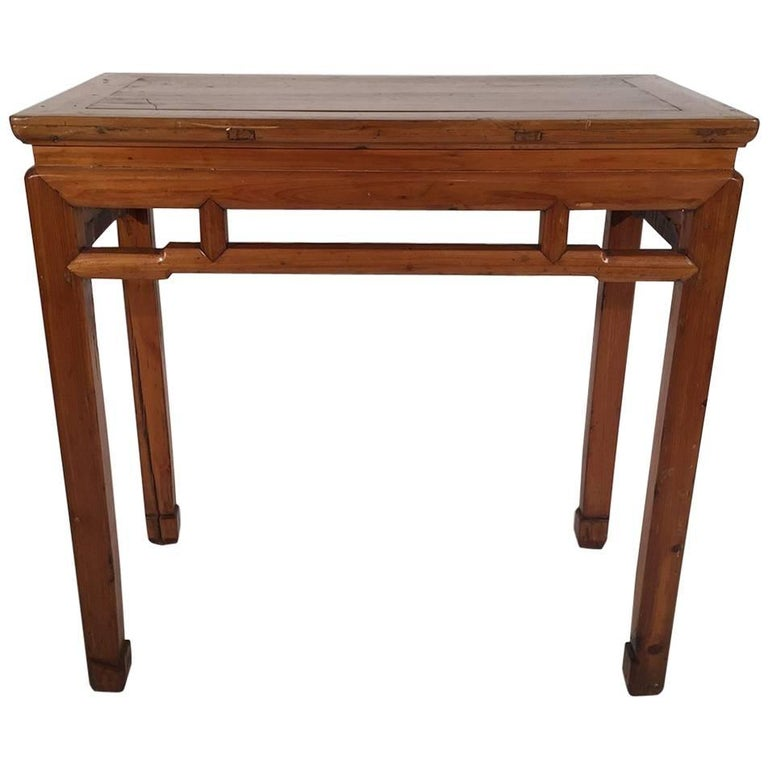 Decorative Chinese Style Altar Table