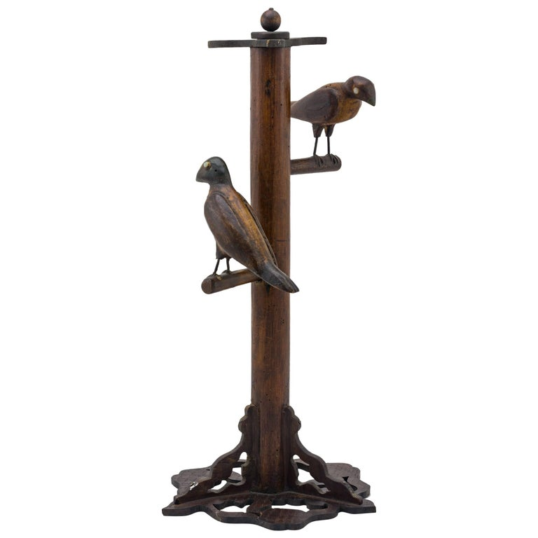 Two Songs on a Decorative Perch