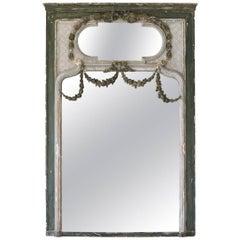 Stately Antique Louis XVI Mirror
