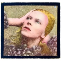 David Bowie Hunky Dory Vinyl Record Album First Pressing