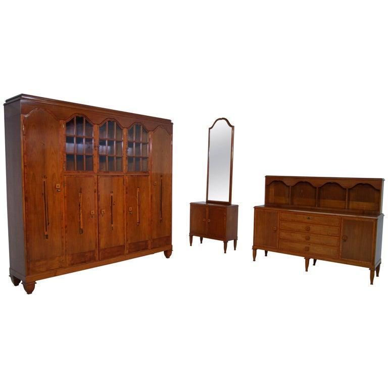 Richard Riemerschmid Dining Room Set Art Nouveau For Sale