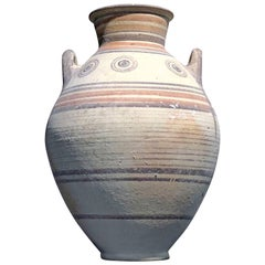 Cypriot Early Iron Age or Geometric Period Amphora, 1050-750 BC