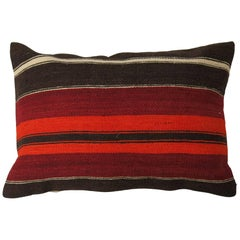 Large Turkish Kilim Pillow