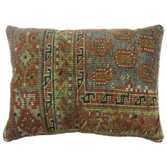 Malayer Paisley Rug Pillow