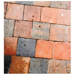 Old Terracotta Floortiles