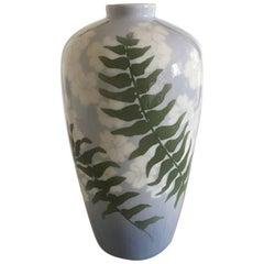 Royal Copenhagen Unique Jenny Meyer Vase from 1898 #6624