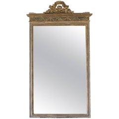 19th Century Antique Louis XVI Mirror