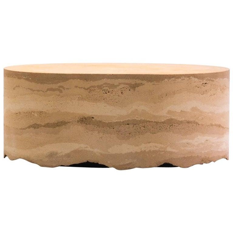 Dream Coffee Table, Sand by Fernando Mastrangelo