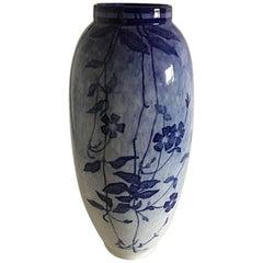 Royal Copenhagen Unique Vase by Richard Boecher from April 1912 #10957