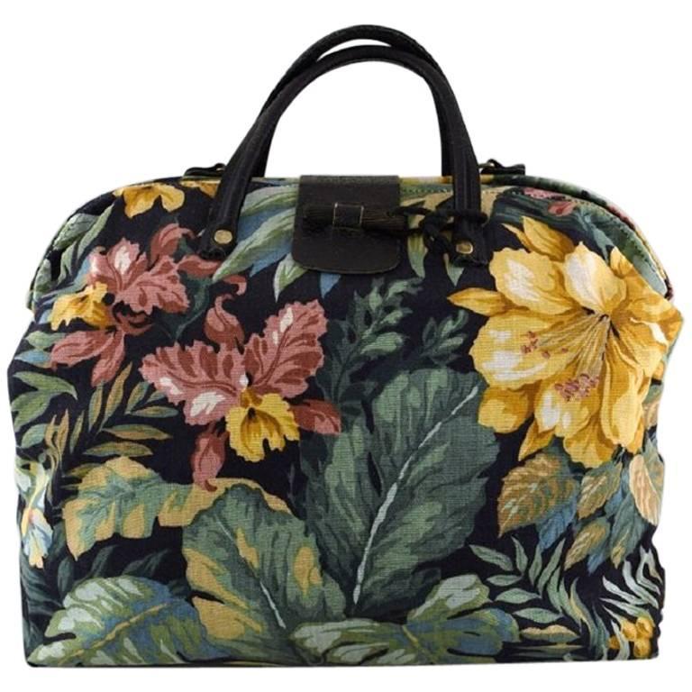Josef Frank Colorful Bag From Swedish Tenn Handbag With Exterior For