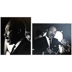 Martin Luther King Jr. Civil Rights Original Photos by Michael Evans