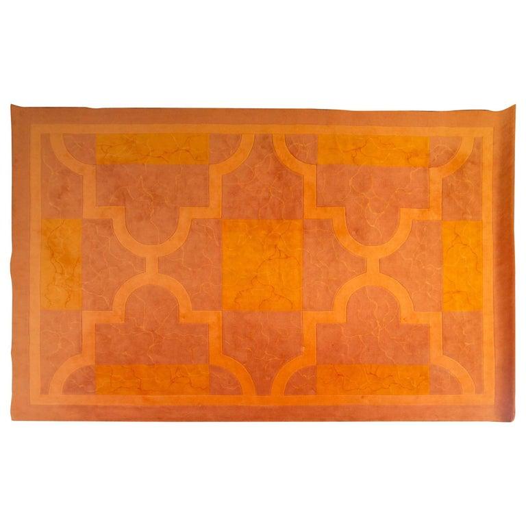 Large Edward Fields Carpet For Sale