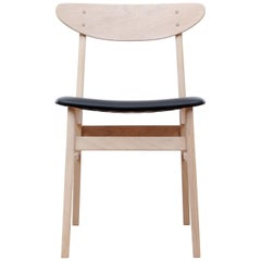 Mid-Century Modern Scandinavian 210 r Chair by Thomas Harlev