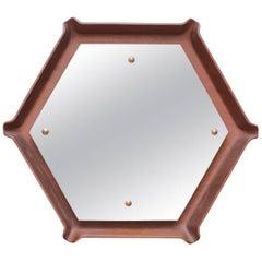 Mid Century Italian Wall Mirror