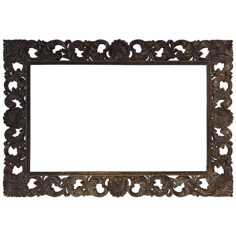 Huge Vintage Spanish Frame
