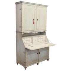 Late 18th-Early 19th Century Gustavian Secretary