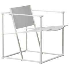 Radboud Van Beekum FM60 Plywood Cube Chair for Pastoe