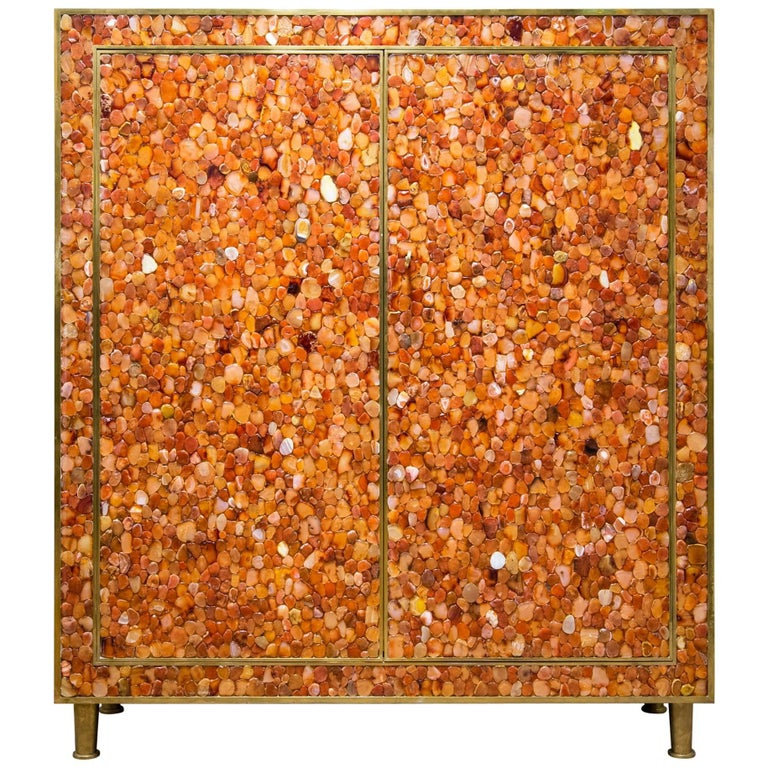 Kam Tin, Cabinet Covered of Agate, France, 2012