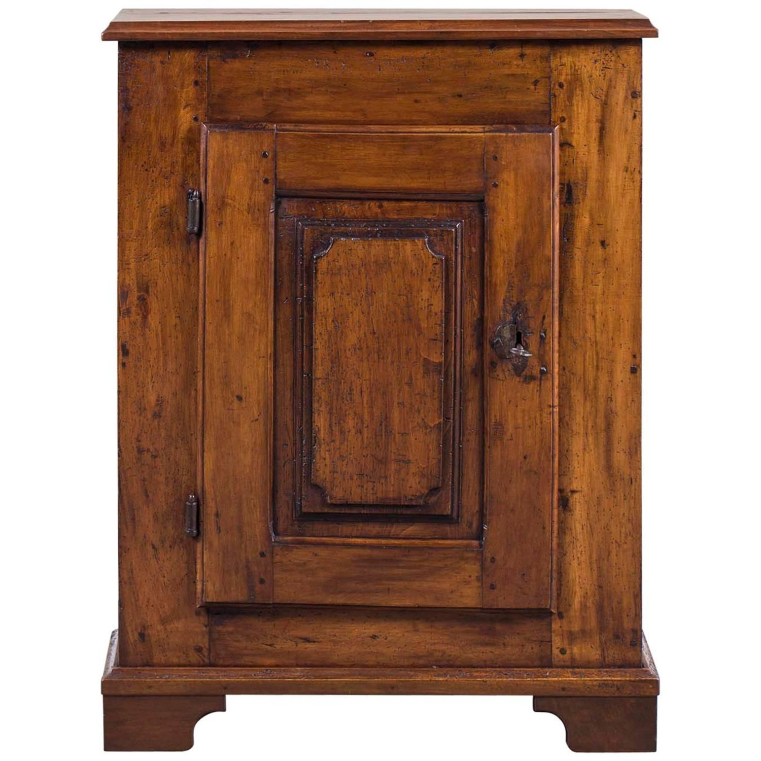 - Shallow Antique French Louis XVI Walnut Cabinet, Circa 1780 At 1stdibs