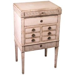Louis XVI Petit Painted Commode