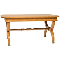 Vintage Biedermeier Table