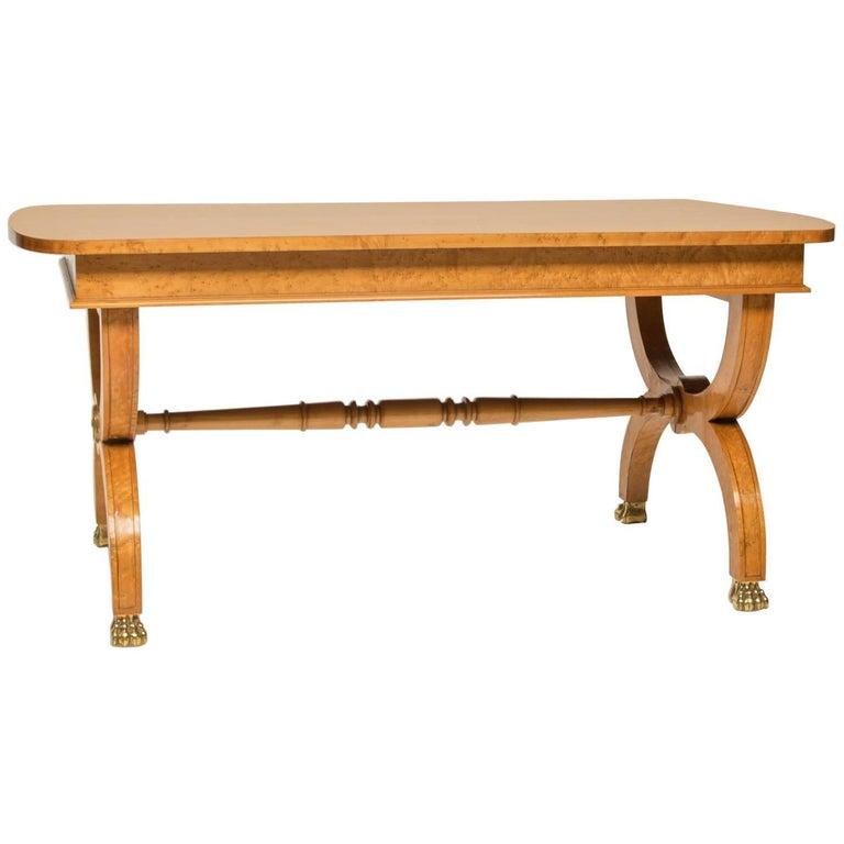 Vintage Biedermeier Table