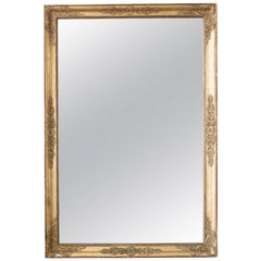 Gilded Antique Mirror, 1880