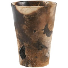 Fire-Smoked Ceramic Pottery From Ryan McDonald Vase #1