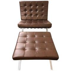 Knoll Internarional Ludwig Mies van der Rohe Barcelona Chair