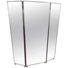 Customizable Brass Frames Screen