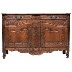 Early 19th Century French Provincial Buffet