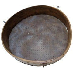 Large French Sifter