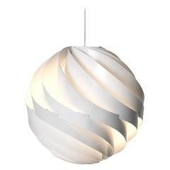 Large Louis Weisdorf 'Turbo' Pendant Lamp