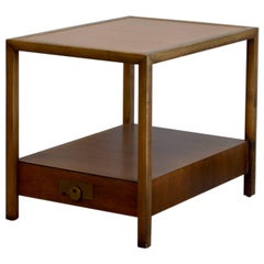 Classic Side Table by Michael Taylor for Baker Furniture