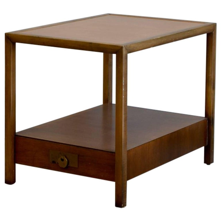Clic Side Table By Michael Taylor For Baker Furniture