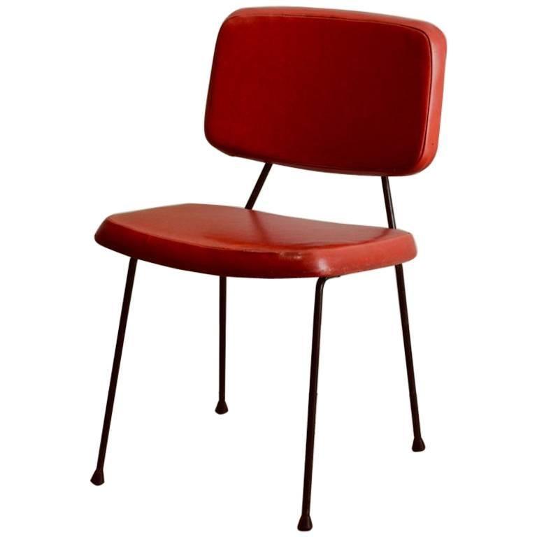 CM 196 Side Chair by Pierre Paulin