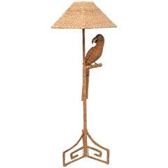 Midcentury Floor Lamp by Mario Lopez Torres