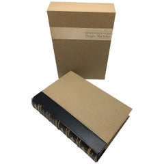 Reminiscences by Douglas Macarthur, Signed Limited Presentation Edition, 1964