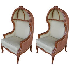 Pair of Canape Chairs