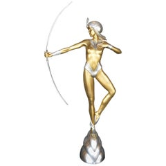 Art Deco Archer